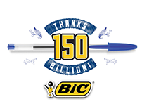 BIC 150 Pitch