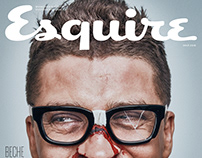 Esquire Russia Cover Story 18'05