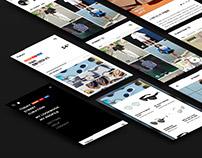 Campuslook App UX UI Design
