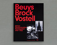 Beuys Brock Vostell