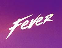 Fever at Maxim's Paris - Logo