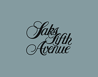 saks fifth ave: microsite