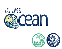 Logo for The Edible Ocean