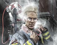 Ghostbusters · Egon