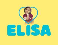 Doador Mensal - Julho - Elisa