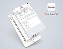 Watchfuleye App