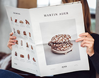 Martin Auer Magazin - Publishing
