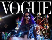 Italian Vogue Vittoria