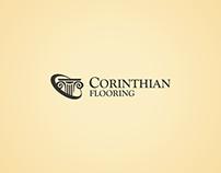 Corinthian flooring logo