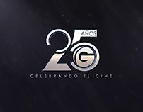 25 Años Golden