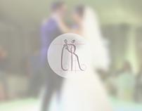 C + R | Wedding logo