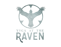 Yoga Studio Logo & Logotype
