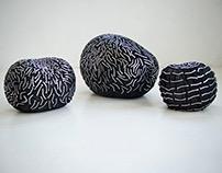 Sculpture Volcanic origins (2017)