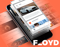 Floyd - Networking App