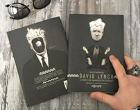 Book cover design DAVID LYNCH 2018