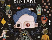 Book Cover illustration : Pemetik Bintang