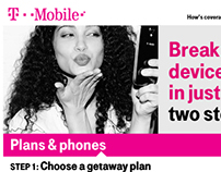 Tmobile Promotion Site