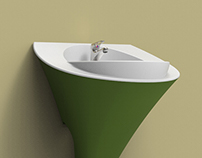 Sink Eco-Inspired Product Design