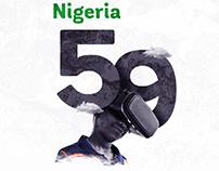 Happy Independence Nigeria