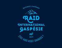 Raid International Gaspésie - T shirt 2017