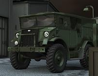 WW2 Electric Generator Truck (1941) GM/Ford/Chrysler