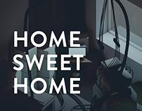 Home Sweet Home | Isometric room