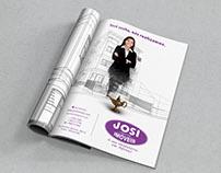 Anúncio Revista GMI