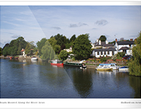 Bidford-on-Avon Postcard Set