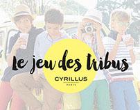 Le Jeu des Tribus Cyrillus