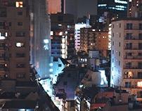 Tokyo Rooftop No.2