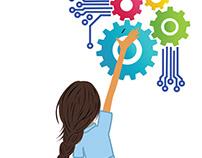 Girls in Technology Brochure