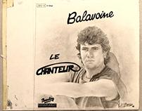 30 Years ago, Daniel Balavoine. Un dessin qui a 30 ans
