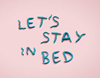 Let´s Say In Bed - Dreamy Bloo, Caro Valenzuela