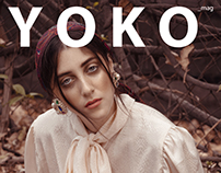 Stand by you for Yoko Magazine