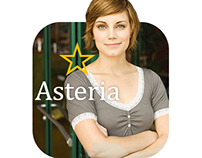 Asteria page - Long page