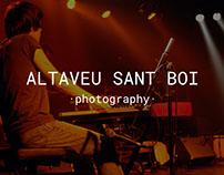 FESTIVAL ALTAVEU DE SANT BOI. Event Photography