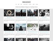 Magazazz WordPress Theme