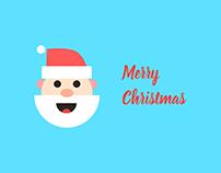 Santa Landing Page