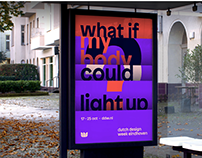 Dutch Design Week campaign 2015