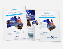 Celebrity Cruises Promotional Brand Concept