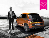 TWINGO GT THE TURBO OUTFIT