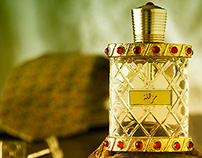 Egyptian Perfume Bottle, Men's Cologne
