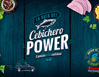 Alicorp | Cevicheros Power