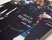 Calle de retratos, photobook