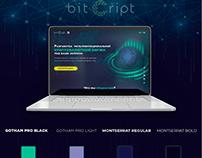 Сайт по привлечению инвестиций
