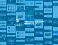AT&T Social Responsibility Design System