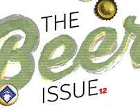 The Beer Issue, 2016