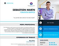 Hoja de Vida Sebastián Marín