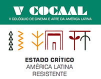 Graphic art & photo for V COCAAL (sep/2017)