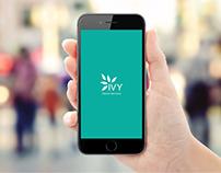 IVY Home Service App-UI/UX Design(M Interactive)